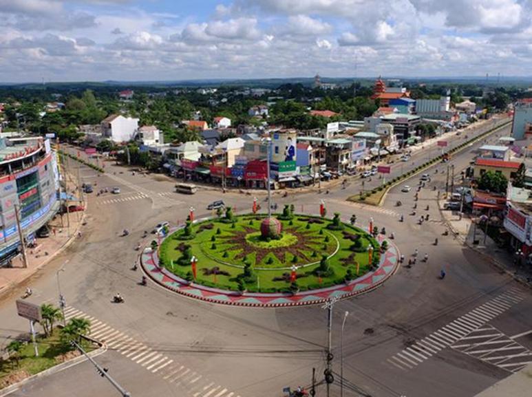 Bình Phước - vùng trọng điểm kinh tế phía Nam
